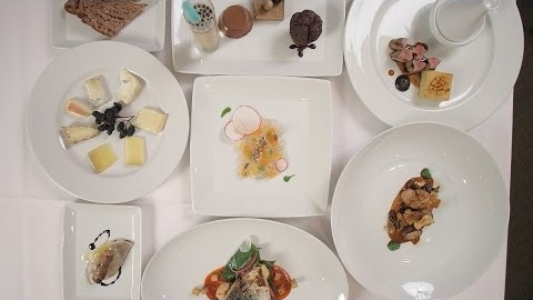 This Winter's Tasting Menu at Annisa