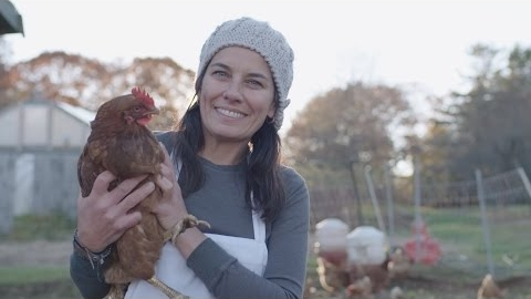 Farm-to-Table in Maine with Chef Melissa Kelly