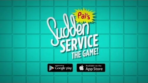 Pal's Sudden Service: The Game