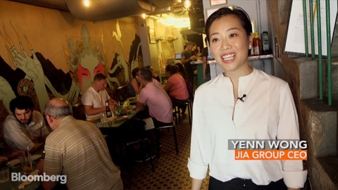 Meet the Woman Behind Hong Kong's Trendiest Restaurants