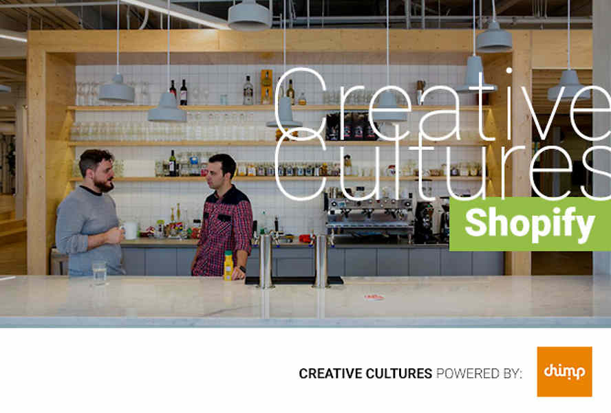 Shopify fresh gigs creative cultures powered by chimp 1