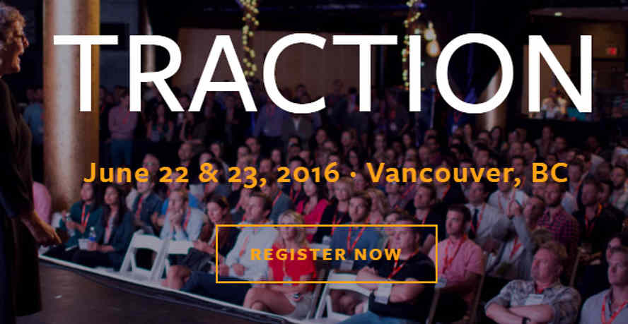 Traction conference vancouver fresh gigs