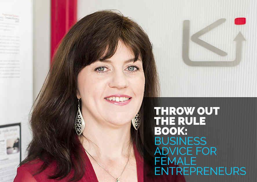 Business advice female entrepreneurs