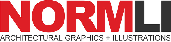 Norm Li Architectural Graphics & Illustrations