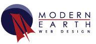 Modern Earth Web Design