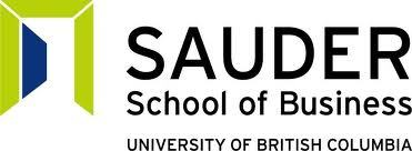 Sauder School of Business at UBC