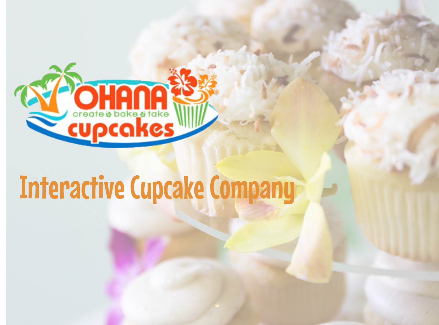 Ohana Cupcakes | Fundable - Crowdfunding for Small Businesses