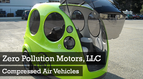 Compressed Air Car >> Zero Pollution Motors, LLC | Fundable - Crowdfunding for Small Businesses