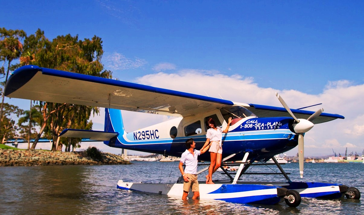 san diego seaplanes fundable crowdfunding for small businesses