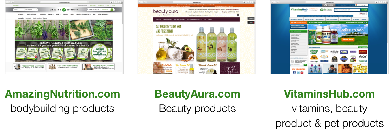 The Amazing Company: Finding the health and beauty products