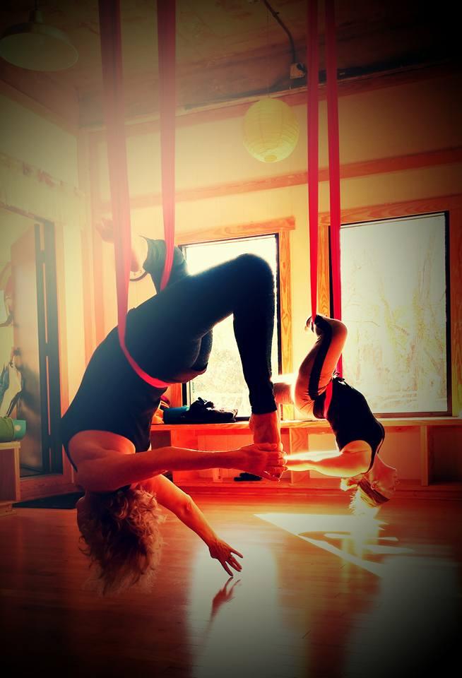 Aerial Yoga Tyler: FLY & LOVE yoga lounge | Fundable ...