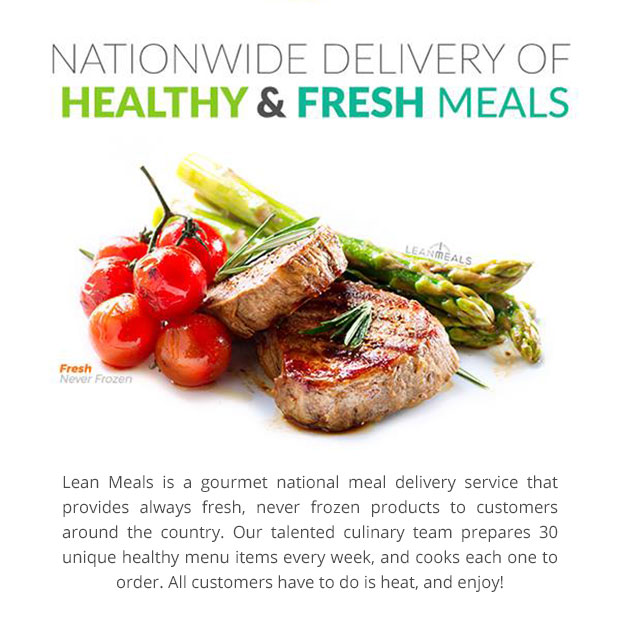Lean meals fundable crowdfunding for small businesses whether its a single young professional too preoccupied with work to go to the grocery store or a family of five who doesnt have the extra hours in the forumfinder Gallery