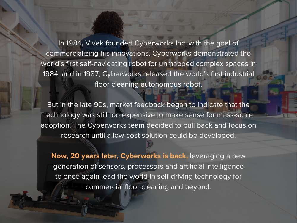 Cyberworks Robotics | Fundable - Crowdfunding for Small