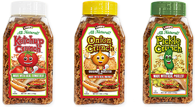 The Crunchy Condiment ... Nick Loeb Onion Crunch