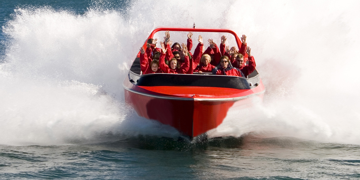 First time jet boating - What to expect | New Zealand | Go