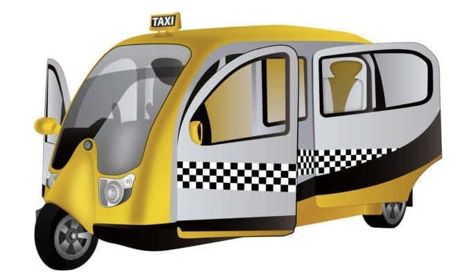 NPO funding for Eco Taxi Tuk Tuk's – Sunderland City Centre