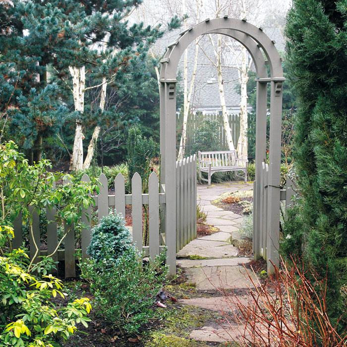 Arbors Garden Gate eNotes