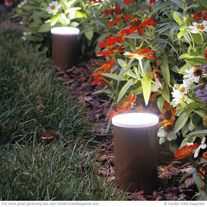 Patio Lights Diy: DIY Garden Lights