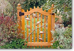 Beautiful Garden Gate Options