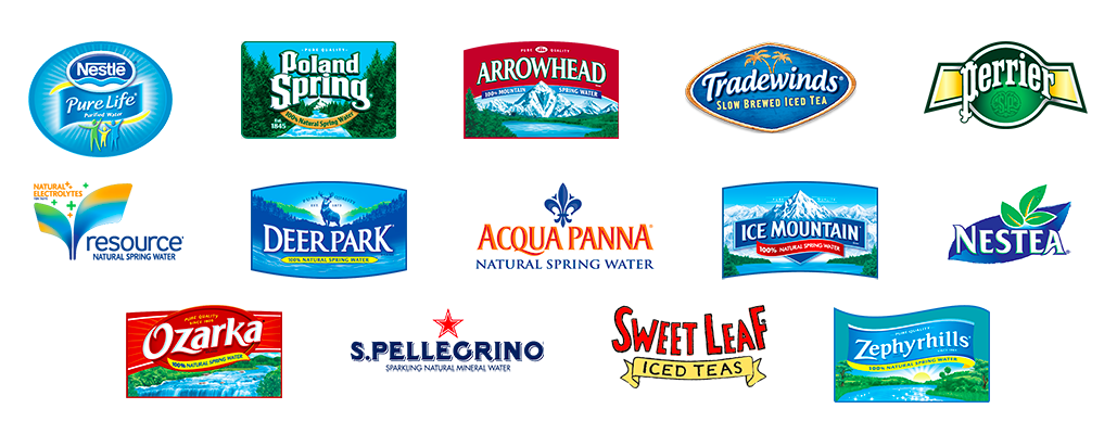 The truth about Nestle's business with water : videos