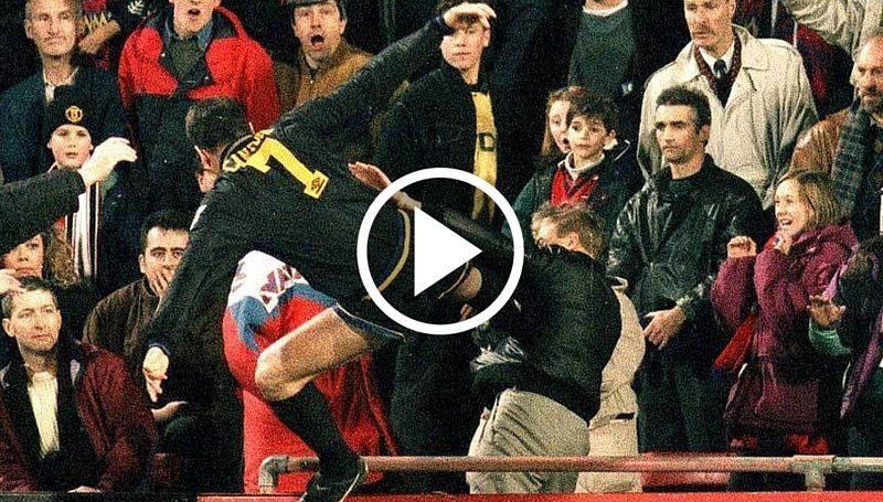 Cantona patada voladora