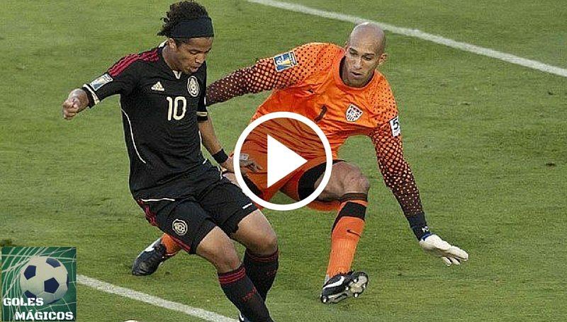 Giovani gol México