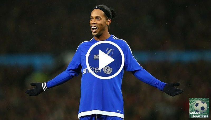 Ronaldinho frivolidad