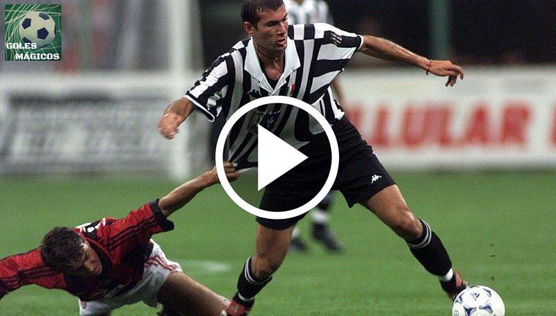 Zidane Juventus Reggina