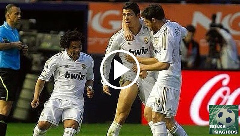 Cristiano Ronaldo Osasuna