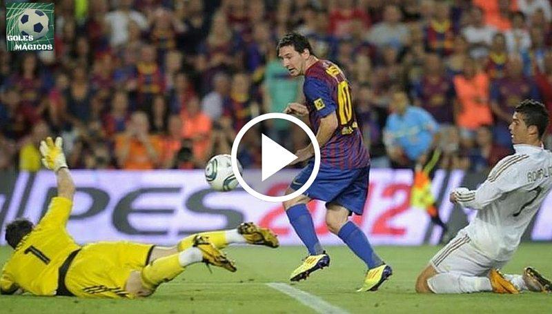 Messi humilla Cristiano Ronaldo