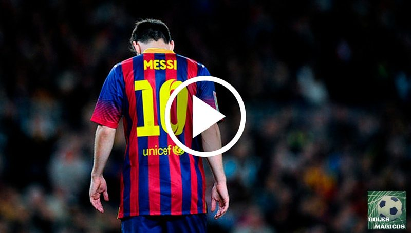 Messi golazo anulado