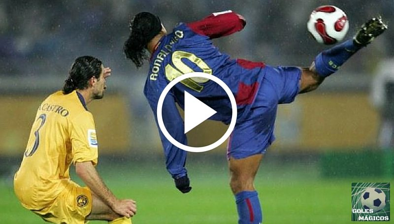 Ronaldinho Mago