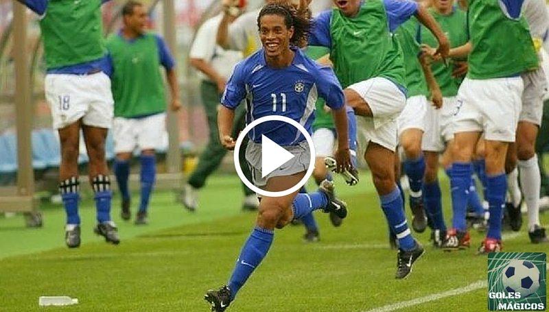 Ronaldingo gol Brasil