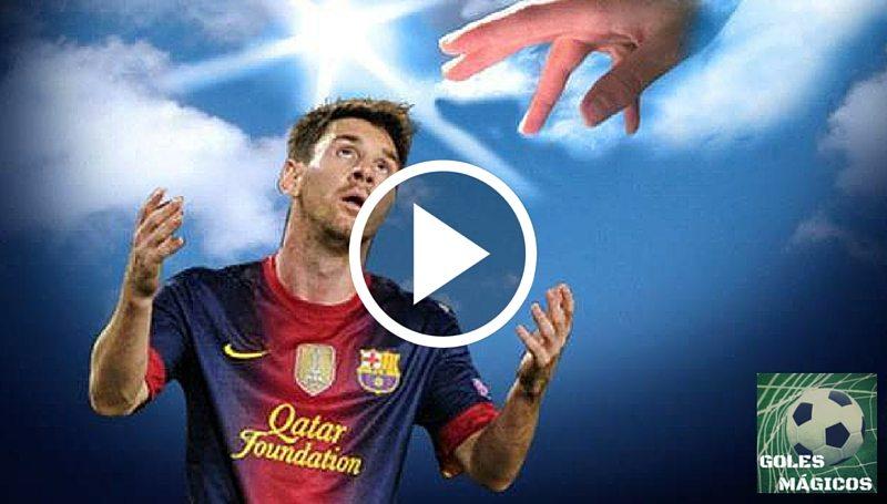 Messi Spot Dios