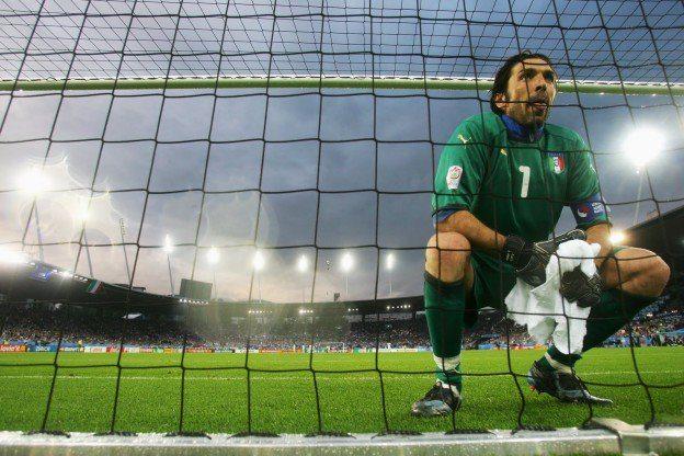 Buffon Eurocopa
