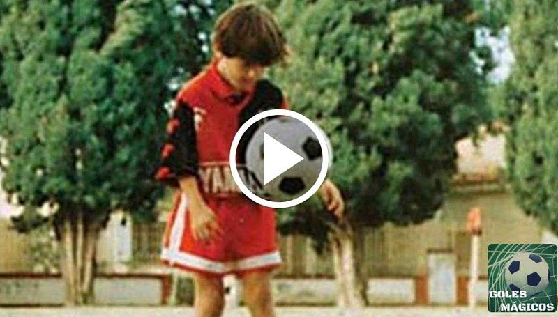 Messi jugador Newells