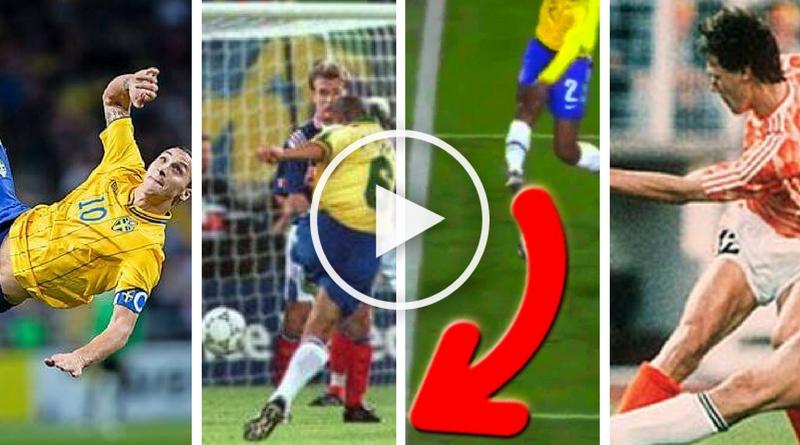 Top 10 goles imposibles