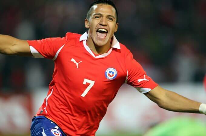 Alexis Sánchez golazo Chile Bolivia Copa América 2015