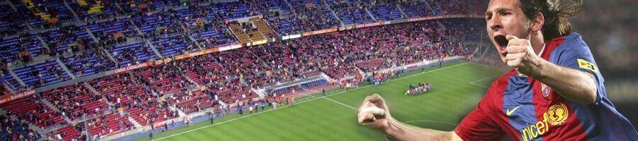 Leo Messi banner Goles Mágicos