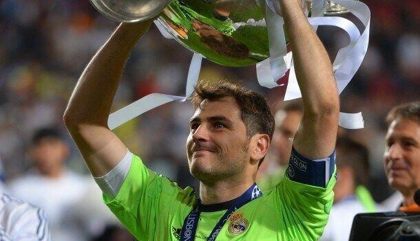 Iker Casillas final soñada