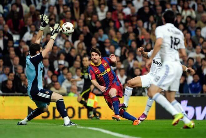 Casillas Messi