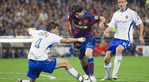 Messi Conitni