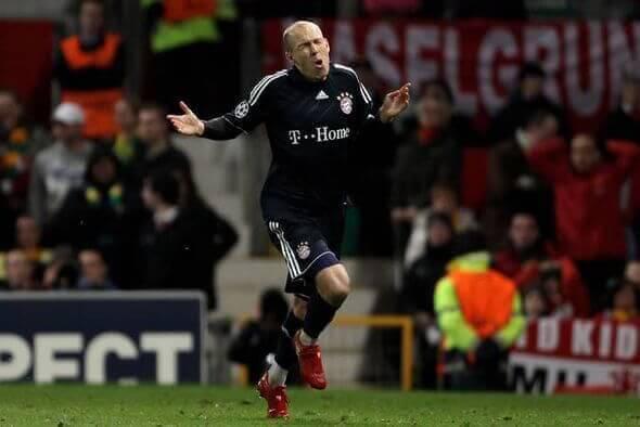 Robben Manchester