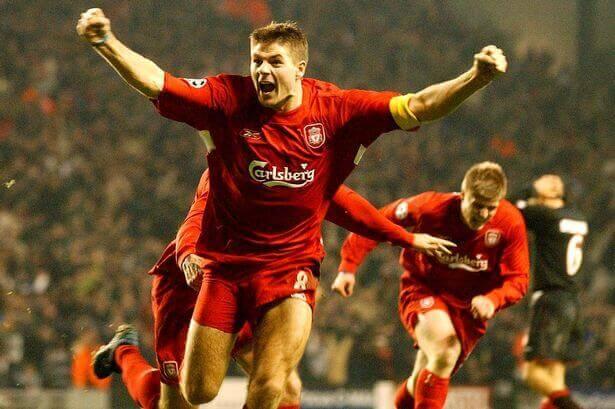 Steven Gerrard Middlesbrough