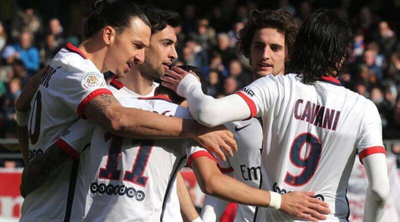 PSG campeón de la Ligue 1