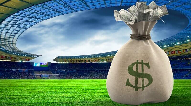 Futbol y dinero estadio goles mágicos