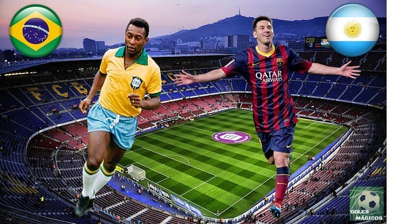 Leo Messi superaa Pele-30 títulos (1)
