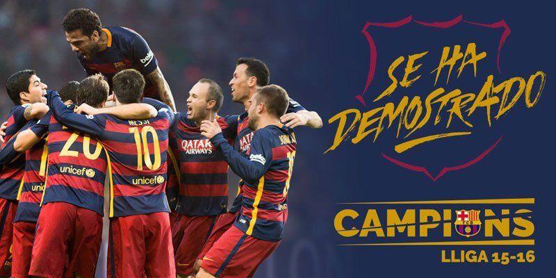 Barcelona Campeon-Liga-2016-2