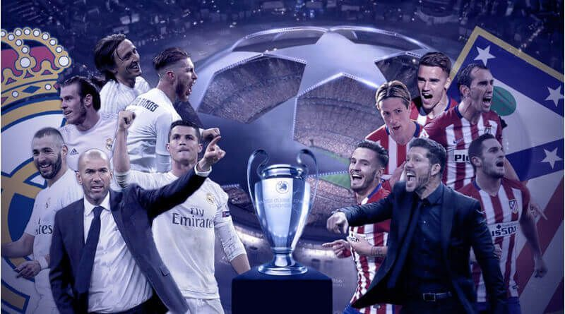 Real Madrid Atlético Final Champions League 28 mayo 2016 Milan