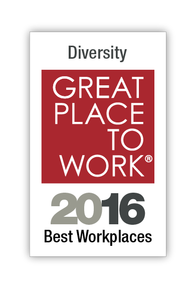 Best Workplaces for Diversity 2016 Image
